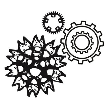 Center for Science and Society logo gears