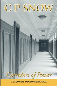 Image of C. P. Snow's novel Corridors of Power